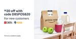$20 off ($60 Minimum Spend) at Amazon SG [New Customers, Prime Now Members, DBS/POSB Cards]