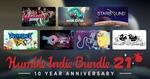 Humblebundle: Indie Bundle 21 USD $1-15