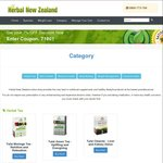 10% off on All Orders at Herbal New Zealand