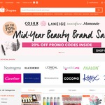 18% off Health & Beauty Category at Shopee