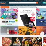Lazada - $12 off for New Customers ($60 Minimum Spend) or 15% off for Existing Customers