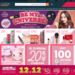20% off Storewide at Etude House via Lazada - 12.12 Offer