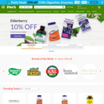 10% off Sitewide at iHerb