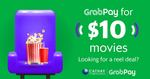 $10 Cathay Cineplexes Movie Tickets via Grab App (GrabPay Payments)