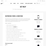 Nike: Save 20% if You Buy 2 or 30% if You Buy 3 Selected Products