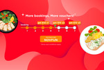 Attend 3, 5 or 7 Bookings, Get 1, 2 or 3 $10 Cash Vouchers at eatigo