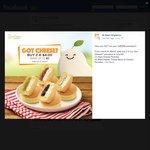 Mr Bean Singapore - 2 x 'Got Cheese?' Pancakes for $4