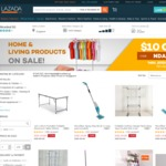 $10 off Home & Living Products at nicedeal via Lazada ($60 Minimum Spend)