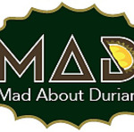 Mao Shan Wang Durians $10/kg @ Mad About Durians