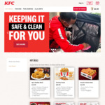 10-for-$18 Chicken Deal from KFC