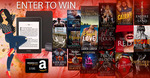 Win A Kindle Paperwhite + USD $100 Amazon Gift Card + 50 eBooks from Book Throne