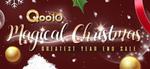 Qoo10 'Magical Christmas' Coupons -  $12 off When You Spend $50, $25 off When You Spend $110, $120 off When You Spend $600