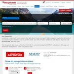 CheapTickets - 16% off Selected Hotel Bookings