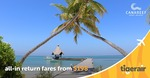TigerAir - Fly to Maldives and Get 40% Off Resort Stays (All-in Return from $198)