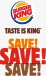 Burger King: BBQ Bacon Onion Burger $2.95 (UP $4.95), Meals: Whopper $6.95 (UP $13.95), Tendergrill Chicken $5.95 (UP $11.55)