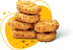 Free 6pc Spicy Chicken McNuggets with Any Purchase Over $10 for New Users at McDonald's McDelivery
