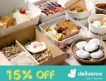 15% off Orders at Food Republic via Deliveroo (1-5pm)
