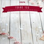 Win Coffee Beverages, 1-for-1, 50% off, Free Products with Purchase Vouchers or Discounted Merchandise from Costa Coffee