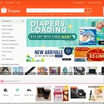 $7 off for New Accounts at Shopee ($15 Minimum Spend)