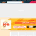 20% off at Taobao via Lazada - 12.12 Offer (DBS/POSB Cards)