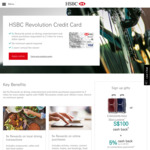 Free Samsonite Astra 55cm Luggage with HSBC Revolution Credit Card signup and $600 Min. Spend