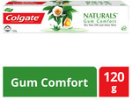 Colgate Naturals Activity Toothpastes 120g $2.25 (UP $5.90) at FairPrice