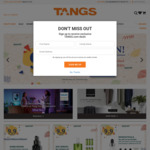 $2 off TANGS, Min Purchase $10