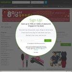 Groupon - 8% off Goods Deals