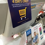 $4 off $70 at NTUC/FairPrice Xtra with Visa Paywave and Visa Mobile until 17/9/2017