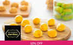 1 for 1 Jar of Chinese New Year Cookies / Tarts ($18.80) at Four Seasons Durians via Fave