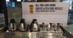 Free Unlimited Breakfast Coffee & Tea Top Up/Refills @ McDonald's