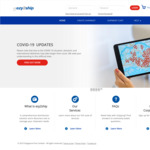 30% off Speedpost Standard & 16% off Speedpost Economy Delivery Services at SingPost via Ezy2Ship