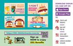 $25 Tokidoki/Shihlin XXL Card, Crispy Chicken, Drink & Luggage Tags for $28.9 (UP $42.5) @ Shihlin Taiwan Street Snacks via Fave