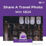 Win 1 of 3 $20 Credits from YouTrip