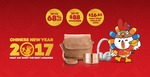 Lazada Chinese New Year - 8% off Sitewide (New/Existing Customers) or $8 off (New Customers, $50 Minimum Spend)