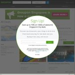 Groupon - 25% off Beauty & Wellness, 15% off Leisure & Services, 5% off Dining
