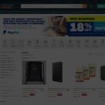 18% off at Lazada (New Customers, PayPal)
