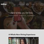 $0.50 off All Waffles via Eatsy App