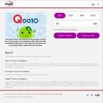 Bonus $10 Qoo10 Voucher When You Purchase a $100 Qoo10 Gift Voucher at Singtel Online Gifts