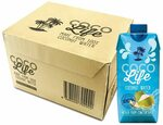 [Prime] Cocolife Coconut Water 12x330ml (~4L) $9.80 Delivered at Amazon SG