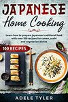 Japanese Home Cooking: Learn How To Prepare Japanese Traditional Food - free @ Amazon Kindle