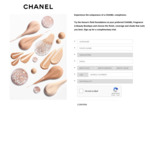 Free House Fluid Foundation Trial from Chanel (Collect-In-Store)