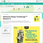 Free HPB Steps Tracker and Earn Shopping & Grocery Vouchers [Register for National Steps Challenge™ Season 2]