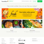 No Grocery and Laundry Concierge Fees at honestbee