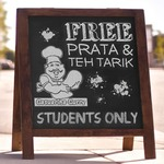 Free Prata & Teh Tarik at Casuarina Curry (Instagram Required, Students) [Sixth Avenue, Wed 18th to Fri 20th April, 2pm to 5pm]