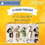 $1 Maru Pancake at Jollibean (Facebook Required, from 3pm Daily)