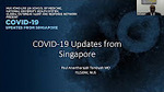 Free COVID-19: Updates From Singapore Webinar from NUS