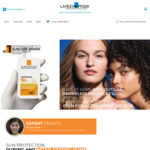 Free Anthelios Invisible Fluid SPF50+ Sample Kit Delivered from La Roche-Posay