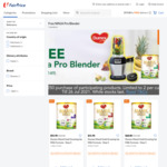 Free NINJA Pro Blender with $250 Min Spend on Dumex Mamil Gold at FairPrice On