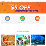 Extra $2 Off Singapore Zoo Tickets + More Via. Klook